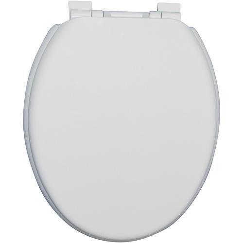 Luxus Super Komfort WC-Sitz. Einfach installieren und Reinigen hochwertigem ungiftig Einzigartige weiße Kunststoff Sitz mit glatte Elegante Top. 100% Premium Qualität von sourcediy (Einweg Seat Cover Kinder)