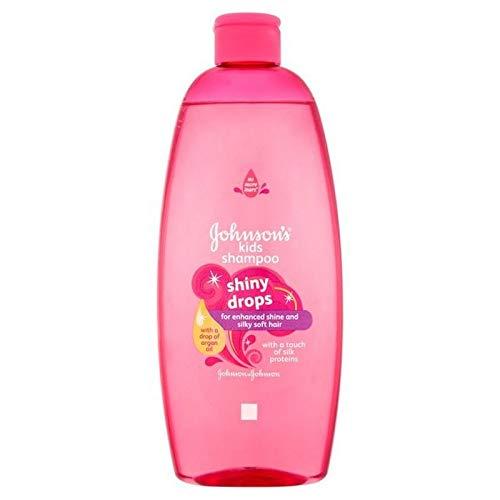 6x Les Enfants Gouttes Brillant Shampooing 500Ml Johnson