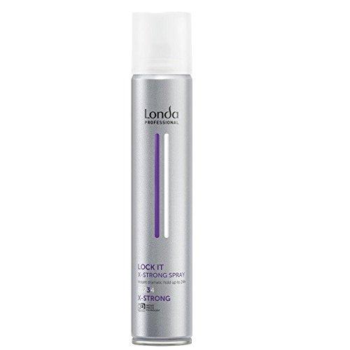 Londa Lock It X-Strong Spray, 1er Pack, (1 x 500 ml)