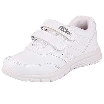BATA Unisex Black School Shoes for Boys and Girls