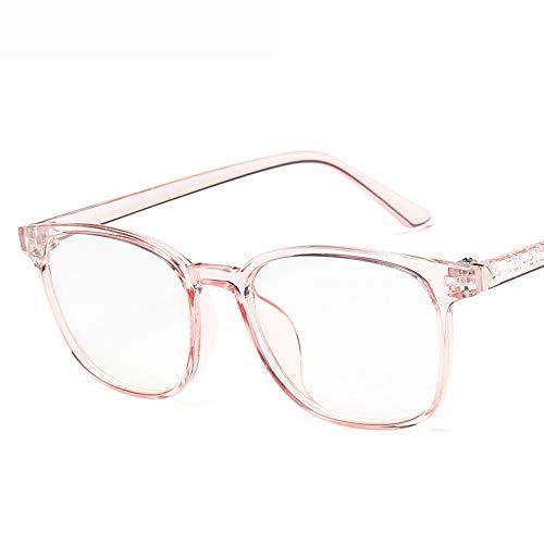 GUKOO Brillen für Männer Frauen - Klare Linse Brillengestell + Brillen Fall