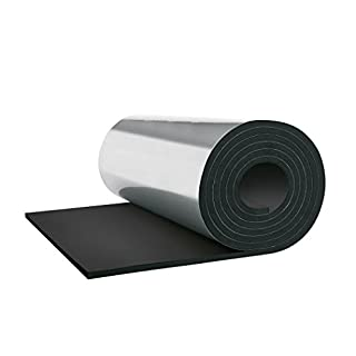 Original Armaflex Ace Insulating Mats 6/9/13/19/25/32 (mm) - M² Insulation Rubber - , black
