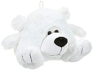 Unbekannt Sunny Toys 33002Polar de Peluche, Color Blanco