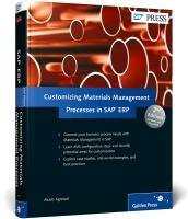 [(Customizing Materials Management Processes in SAP ERP)] [By (author) Akash Agrawal] published on (June, 2012) par Akash Agrawal