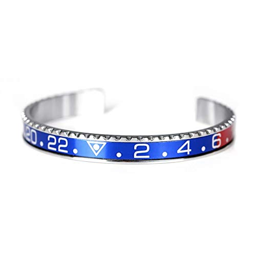 AMZPARTNER Bracelet jonc Homme - Combinaison idéale d'occasion  Livré partout en Belgique