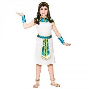 Mädchen Kleopatra Historische Kostüm (M 5-7 - Historische Kostüme