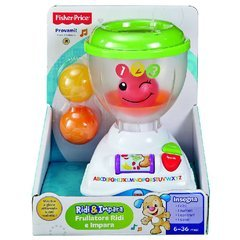 fisher-price dld16 fisher-price infant frullatore
