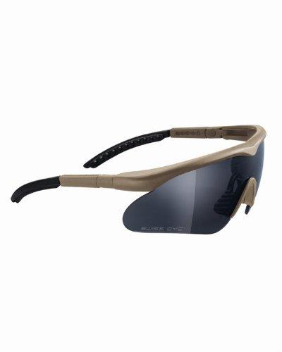 Mil-Tec Schutzbrille Swiss Eye® Raptor coyote