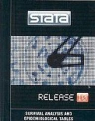 Sata Survival Analysis And Epidemiological Tables Reference Manual, Release 10 by Statacorp (2007-07-06)