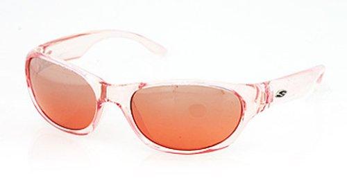 Smith Sonnenbrille Remix, Crystal Pink, Rose Gradient Mirror