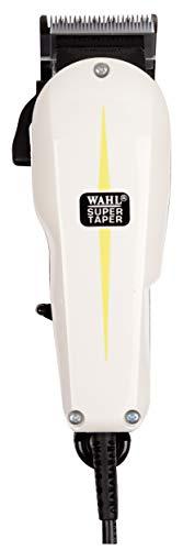 Wahl Super Taper - Haarschneider, Chromklingen, mit Zubehör
