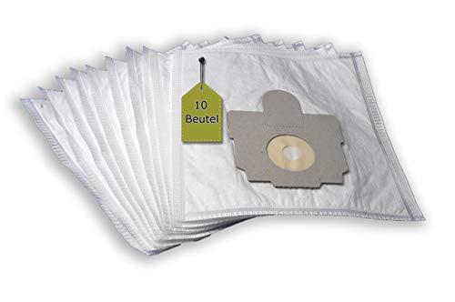 eVendix Staubsaugerbeutel passend für Progress Magnum P 2870 | 10 Staubbeutel + 1 Mikro-Filter + 1 Motor-Filter | ähnlich wie Original-Beutel: P 49 (Magnum Motor)