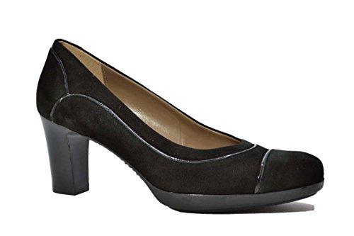 Melluso Decolte' scarpe donna nero V5464 37