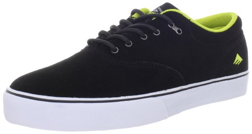 Emerica The Reynolds Cruiser 6102000063, Herren Sneaker, Schwarz (Black/Lime), EU 40 (US 7.5) - Reynolds Cruisers