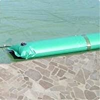 Copertura piscina 10x5 interrata con tubolari perimetrali