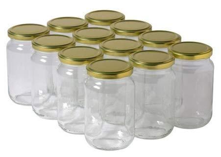 COTE RUCHE 20 Pots Verre 500g (3...