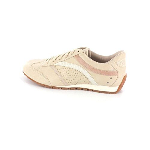 ESPRIT 015EK1W033/793 femmes Chaussures à lacets Beige