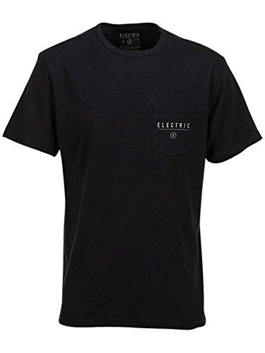 Electric Uomo Maglieria/T-Shirt Corpo Nero