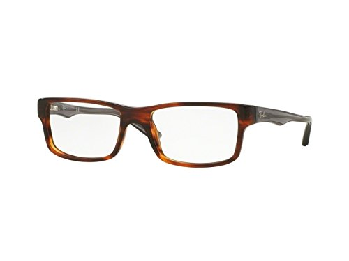 Ray-Ban RX5245 5607 | 54-17mm | Striped Havana | Eyewear Frames