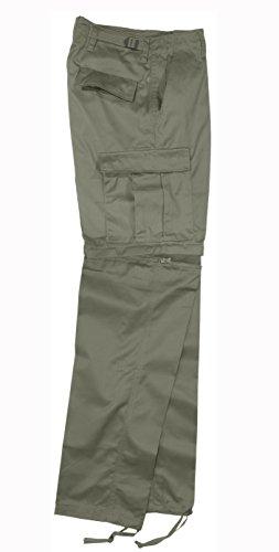 Pantalon Plein-air Jungle Fermeture éclair - XL