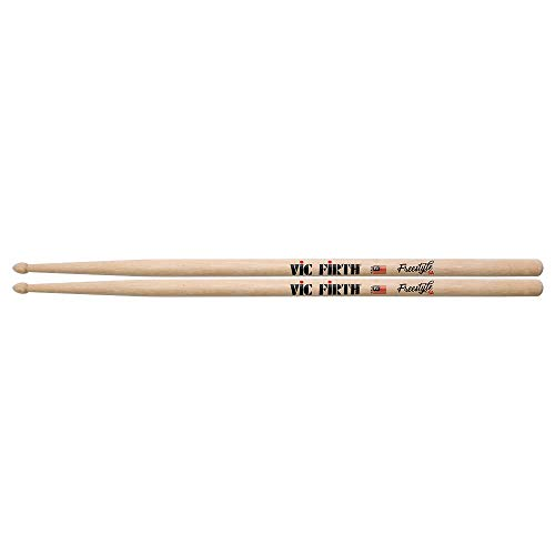 Vic Firth American Concept Freestyle Series Drumsticks - 5A - Wood Tip