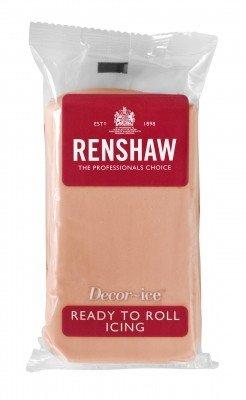 Renshaw - Pâte à Sucre Chair 250 Gr