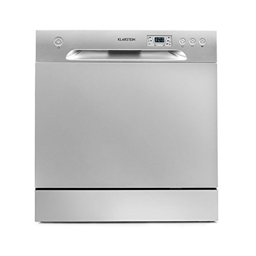 klarstein lavastoviglie 8 coperti  Klarstein Amazonia 8 Mini lavastoviglie sei programmi regolabili ...