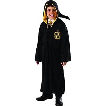 Rubieu0027s Official Hufflepuff Harry Potter Fancy Dress Childrens World Book Day Boys Girls Costume  sc 1 st  Amazon UK & Rubieu0027s Official Hufflepuff Harry Potter Fancy Dress Childrens World ...