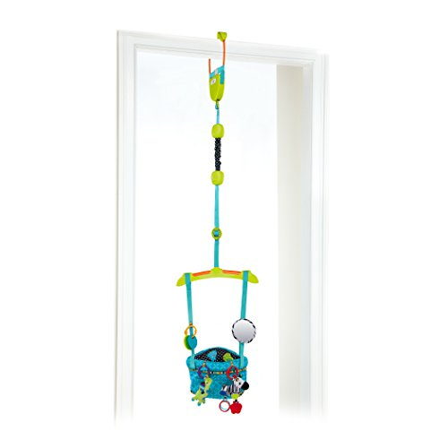 Bright Starts 10410 Bounce and Spring Deluxe Door Jumper