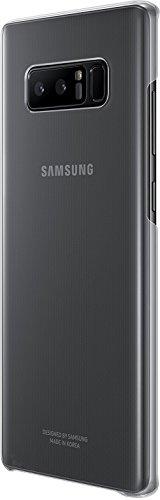 Samsung Clear Hülle EF-QN950 für Galaxy Note8 schwarz