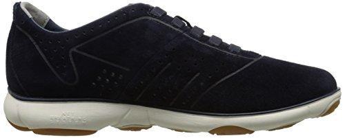 Geox Herren U Nebula C Sneaker Bleu (C4002)