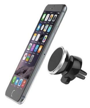 conecto iTap universal magnetische Kfz Lüftungsschlitz-Halterung für Handys und Smartphones