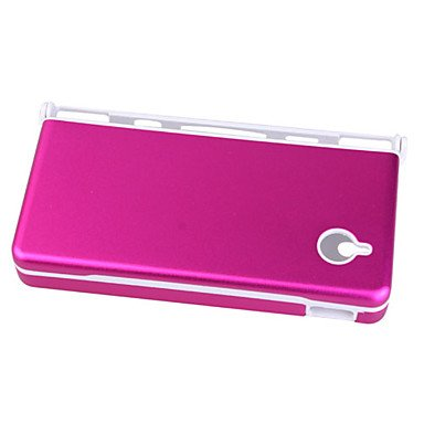 TY Schutzmaßnahmen Aluminium Cover / Case für Nintendo DSi , Rosa (Wheel Rosa Cover)
