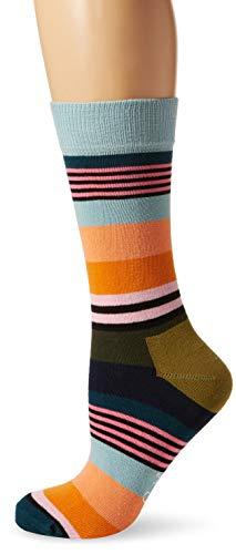 Happy Socks Unisex Freizeitsocken Multi Stripe Sock, Gelb (Gelb 2000), 36-40
