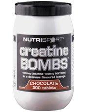 Nutrisport Creatine Bombs from Nutrisport