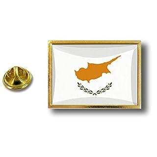Akacha pin flaggenpin Flaggen Button pins anstecker Anstecknadel sammler zypern