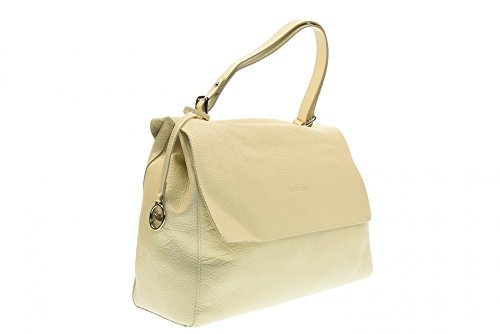 NERO GIARDINI femme sac à main avec P743120D embrayage interne / 506 Crème