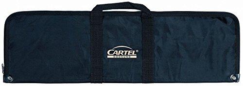 CARTEL TD-704 - Bogentasche (schwarz)