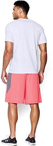 Under Armour Cc Sportstyle Logo Herren Fitness - T-Shirts Weiße/Grau