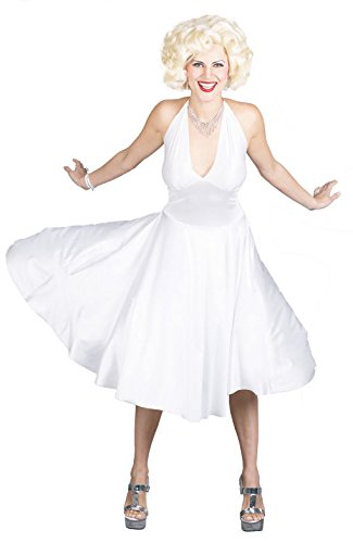 (Horror-Shop Marilyn Kostüm M/L)