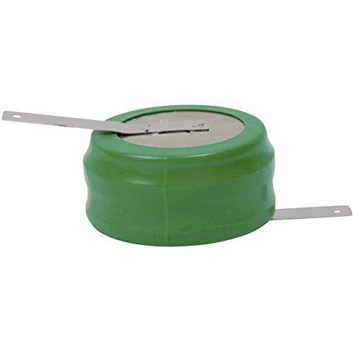 Pile Bouton Rechargeable NiMH 2.4 V Emmerich 170 H, ZLF 230 mAh 1 pc(s)