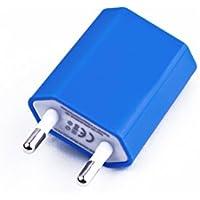 Photoprimus Universal High Power USB-Stromadapter mit Überladeschutz (5 Watt) dunkelblau