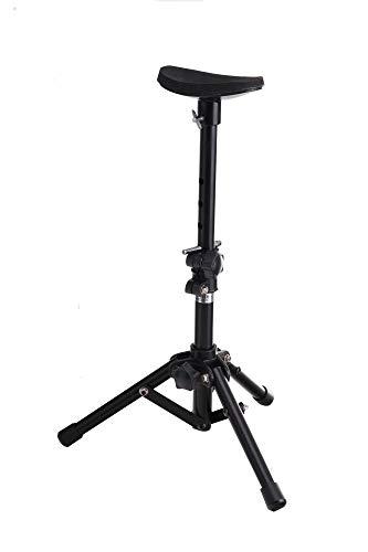 Classic Cantabile TPS-2013 Tuba-Spielständer (universal, alle Tuben, höhenverstellbar, stabil, belastbar) schwarz