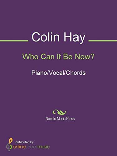 Who Can It Be Now Ebook Colin Hay Men At Work Amazon Tienda