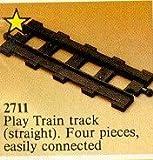 Lego duplo 2711 Eisenbahnschienen