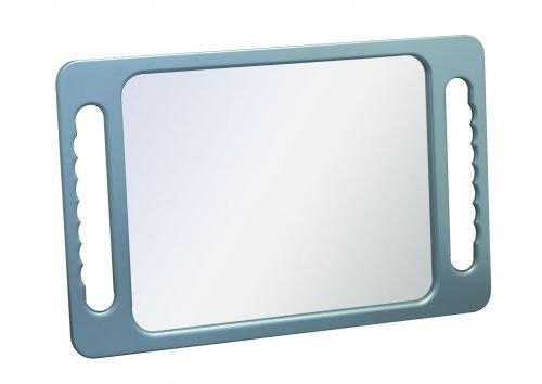 Cabinet Miroir à main Argent