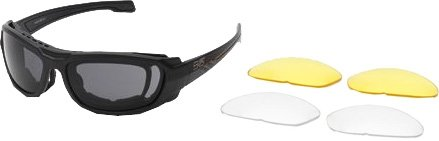 BSG de 5Tactical Ballistic Goggles With RX Gasket