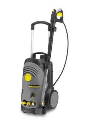 Kärcher Hochdruckreiniger - HD 6/15 C Plus, Fördermenge 230 – 560 l/h - Gewicht 23 kg - Dampfdruckstrahler Kärcher Reinigungsgerät Reinigungsmaschine