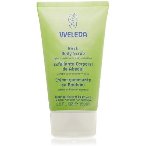 Weleda - 9701 - Exfoliante Corporal Abedul Weleda 150 ml