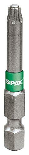 SPAX BIT T-STAR plus T20, Länge: 50 mm, 5 Stück in der Dose, 5000009183209
